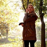 задумчивая осень :: аннушка