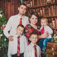 Счастливая семья! :: Ксения Яровая