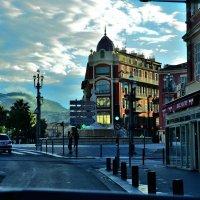 Утро в Ницце :: Leonid Korenfeld