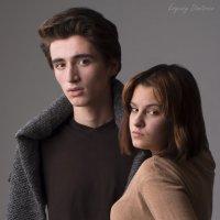 Сумеречная пара. :: Евгений Дмитриев
