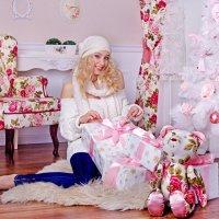 новогодняя :: Евгения Шабалтас