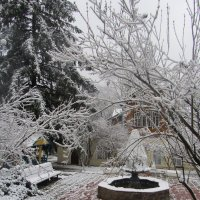 Зимняя сказка :: Oksana KU