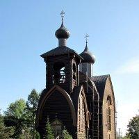 Воскресенская церковь в Суйде :: Николай