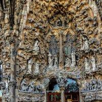 Spain 2014 Sagrada Familia 1 :: Arturs Ancans