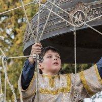 Юный звонарь :: Александр Пушкарёв