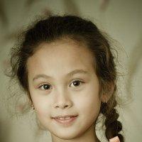 Моя внучка Аришка :: Андрей Селиванов