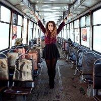 В трамвае :: Олеся Павлова