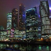 Москва-Сити :: Ирина Князева