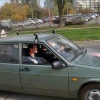 Мастер вождения :: Нина Корешкова