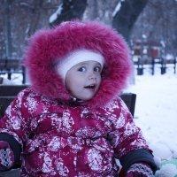 После первого снего :: Lika Jena