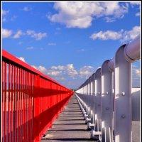 Наконец-то мост.. :: Лариса Красноперова
