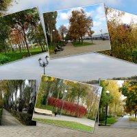 Октябрь на ростовской набережной... :: Тамара (st.tamara)