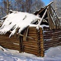 Дедушкина баня... :: Лесо-Вед (Баранов)