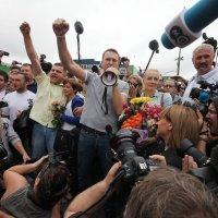 Навальный и Офицеров :: alex_belkin Алексей Белкин