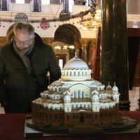 История храма :: Вера Моисеева