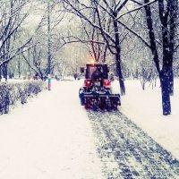 Снег :: Александр