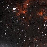 снегопад :: нестор сидоров