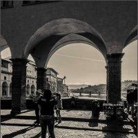 Ponte Vecchio :: Наталья Rosenwasser