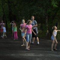Главное в игре- приём :: Ирина Данилова