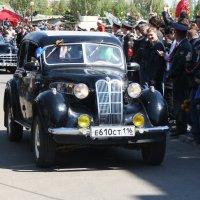 На параде ретро автомобилей - БМВ :: Damir Si