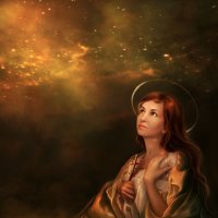 Обращение к богу :: Татьяна