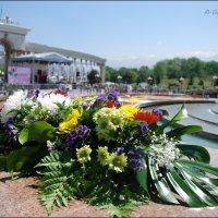 IV-й  фестиваль цветов в Алматы. :: Anna Gornostayeva