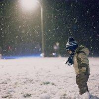 Первый снег :: Максим Остапенко