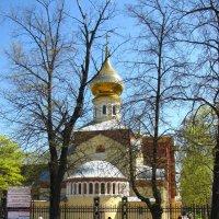 Церковь Покрова Пресвятой Богородицы :: Николай