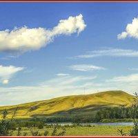 Воскресные облака :: юрий Амосов