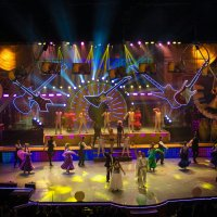 "Представлениее в ""Gran Teatre Imperial"". :: Надежда"