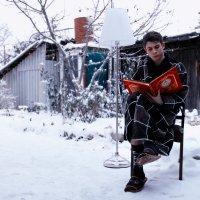 Зимой читать лучше :: Александр Митин