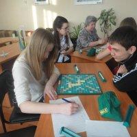 Турнир по Скрэбблу (вроде на Библионочи) - 2 года тому назад. :: Батыргул (Батыр) Шерниязов