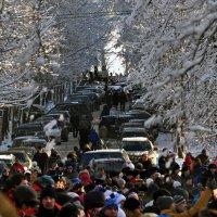 В морозный,зимний день... :: Владимир Питерский