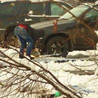 """Сносят гаражи, """"как уродующие лицо города""""... :: Svetlana27"""