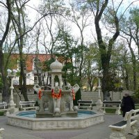 Индийский фонтан :: Виктор