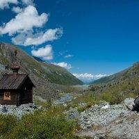Мария Кривошеина - Где-то там в горах