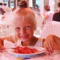 Арбуз, арбуз замечательный на вкус !!!! :: Маргарита ( Марта ) Дрожжина