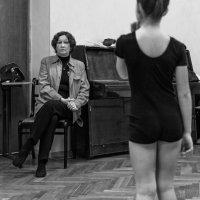Учитель танцев. :: Евгений Поляков