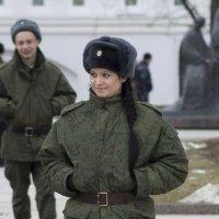 Русская Красавица :: Алексадр Мякшин