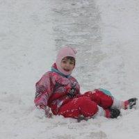Зимняя прогулка! :: Анна Борисенко