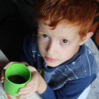 младший брат :: Анастасия Бессарабова