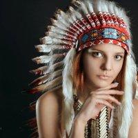 Индейский роуч :: Юлия Астратенко