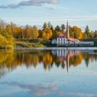 Черное озеро :: Григорий Храмов