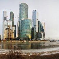 Бетонный город :: Юрий Кольцов