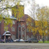 Здание ВГМХА до реконструкции :: Валерий Талашов