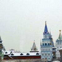 Измайловский кремль :: Владимир Болдырев