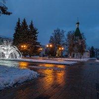 Нижний Новгород :: Максим Баранцев