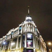 огни ночного города... :: Марина Харченкова