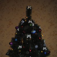 Просто новогодняя ёлка :: Надюшка Михальчишина