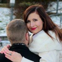 Катя и Виталик :: Katerina Lesina